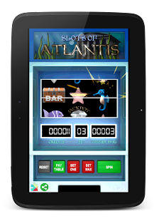 Slots of Atlantis - screenshot thumbnail