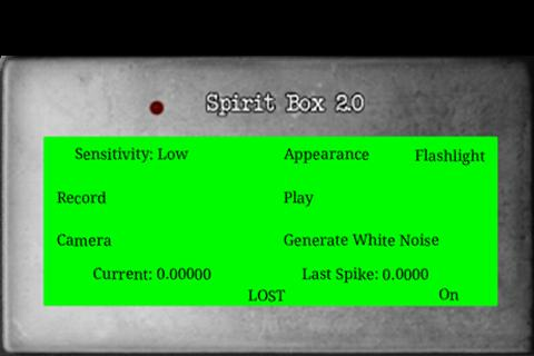 Spirit Box 2.0 EMF EVP GHOST