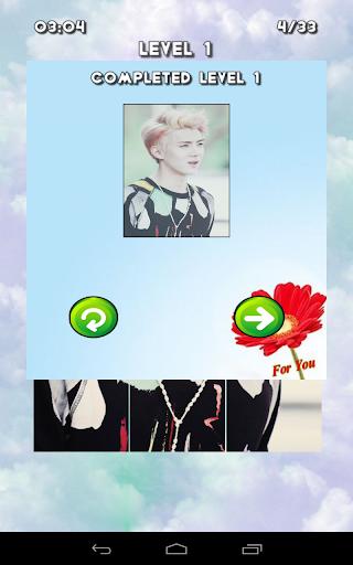 玩免費解謎APP|下載韓國明星拼圖 app不用錢|硬是要APP