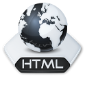 HTML Code Cheat Sheet icon