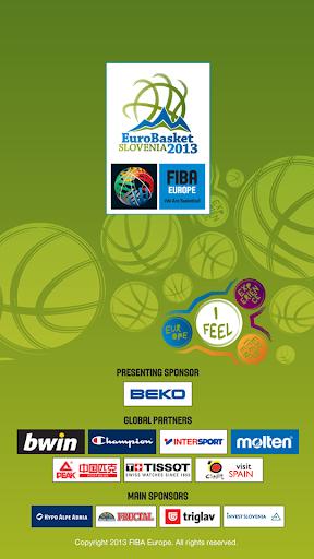 EuroBasket 2013 Official