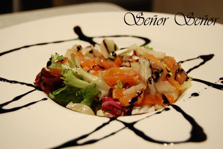 Smoked Salad with Vinaigrette Recipe