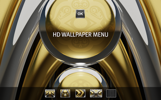 個人化必備APP下載|Next Launcher Theme Gold Delux 好玩app不花錢|綠色工廠好玩App