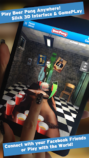 Beer Pong Free - screenshot thumbnail