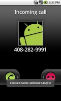 Screenshot of Area Code Mini Free
