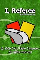 Screenshot of I, Referee