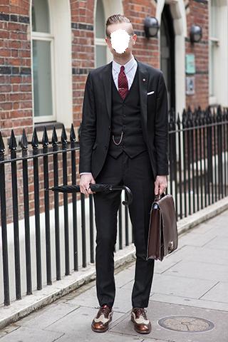 Fashion Suite Man