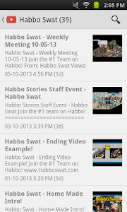 Habbo Swat Mobile screenshot 6