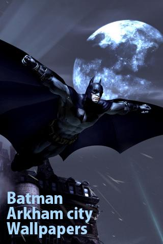 Batman Arkham city Wallpaper - screenshot
