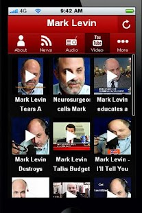 Mark Levin - screenshot thumbnail