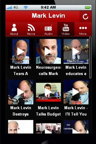 Mark Levin - screenshot