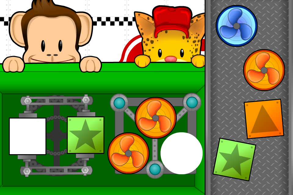 Monkey Preschool Fix-It- screenshot