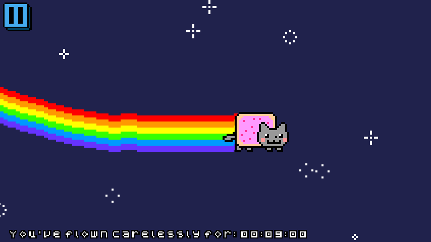 Nyan Cat! - screenshot