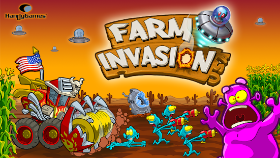 Farm Invasion USA - Premium - screenshot thumbnail