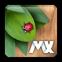 MXHome Theme Bug's life logo