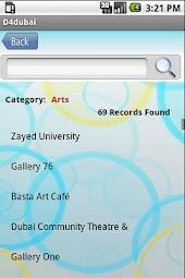 D4Dubai Places