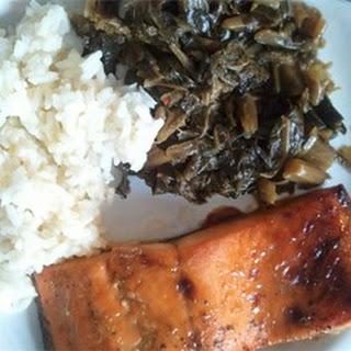 Simple Sassy Salmon.