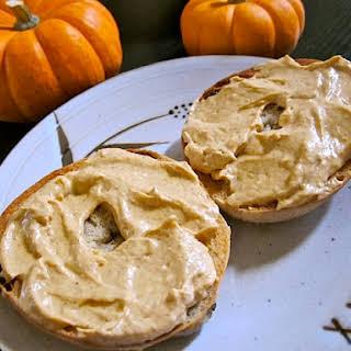 Pumpkin Cream Cheese Spread.