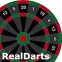 Real Darts Pro logo