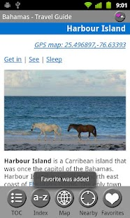 Bahamas - FREE Travel Guide- screenshot thumbnail