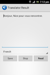 Talking Translator Pro- screenshot thumbnail