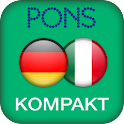 PONS CONCISE German<>Italian logo