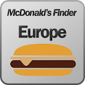 McDonald's Finder – Europe logo
