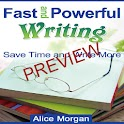 Fast&Powerful Writing Preview