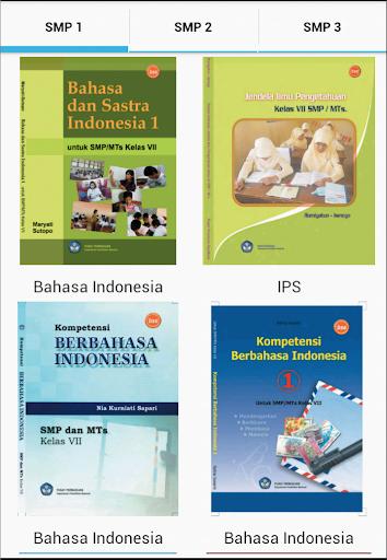 Buku Paket SMP