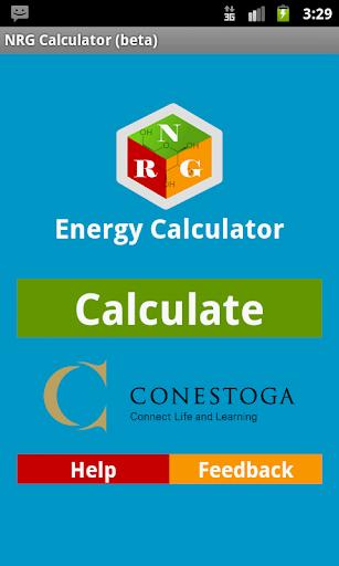 Predictive Energy Calculator