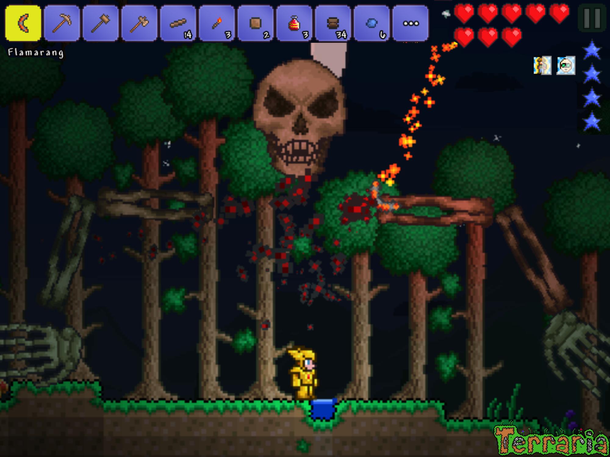Terraria. screenshot #10