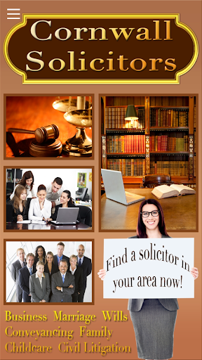【免費商業App】Cornwall Solicitors-APP點子