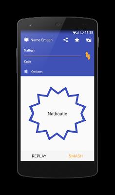 Name Smash - screenshot