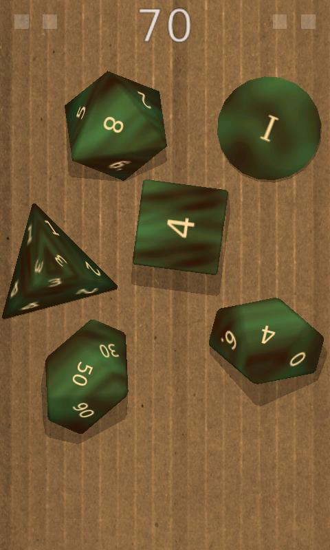 Best Dice - screenshot