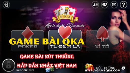 GAME BAI QKA - GAME QKA ONLINE