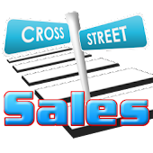 CrossStreet Sales Catalog PoS