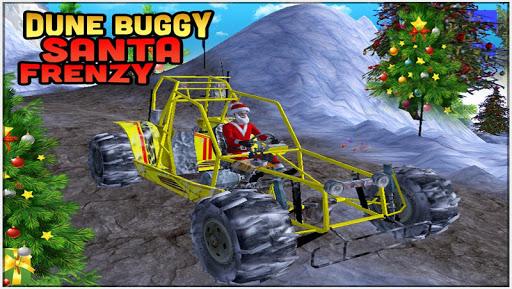Dune Buggy Santa Frenzy