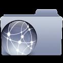 File Private Network Wifi logo