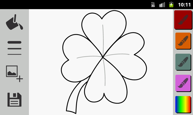 Holiday Coloring Book- screenshot