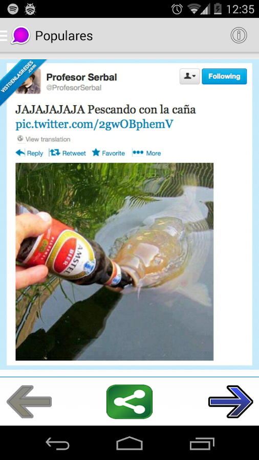 Imagenes graciosas- screenshot