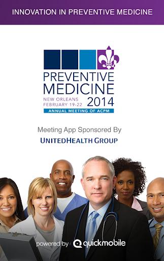 Preventive Medicine 2014