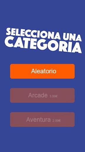 Premio Juegos Arcade