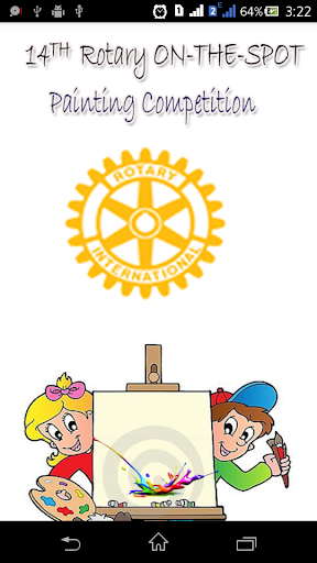 Rotary Painting Competition