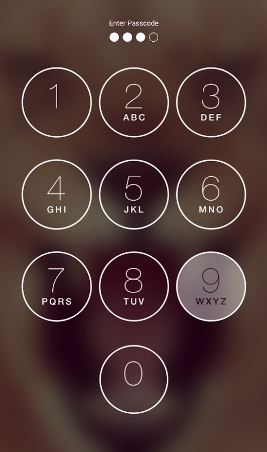 Keypad Lock Screen Android Apps On Google Play
