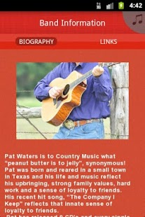 Pat Waters & Chainlink Band - screenshot thumbnail
