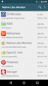 Native Libs Monitor v1.2.0