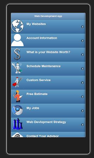 A1WEBSITEPRO Web App Estimator