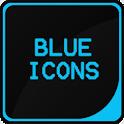 ADWTheme Blue Icons logo