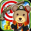 海賊射的![the射的!2/登録不要の無料射的ゲーム] logo