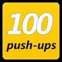 100 Push-ups logo